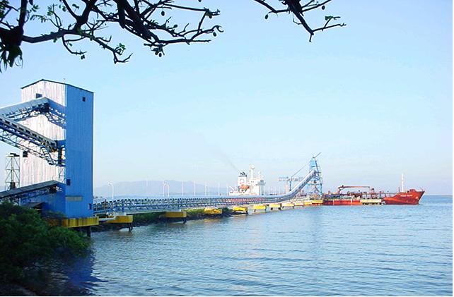 , Terminal Punta Morales