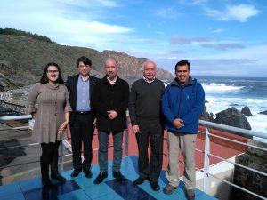 PE Visita Chile