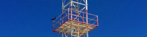 Construcción del faro en Cabo Blanco brinda seguridad a naves que transitan Golfo de Nicoya