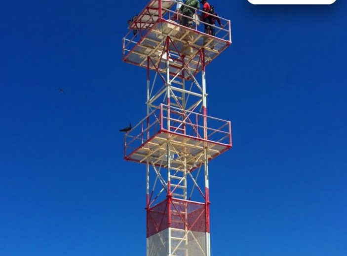 , Construcción del faro en Cabo Blanco brinda seguridad a naves que transitan Golfo de Nicoya