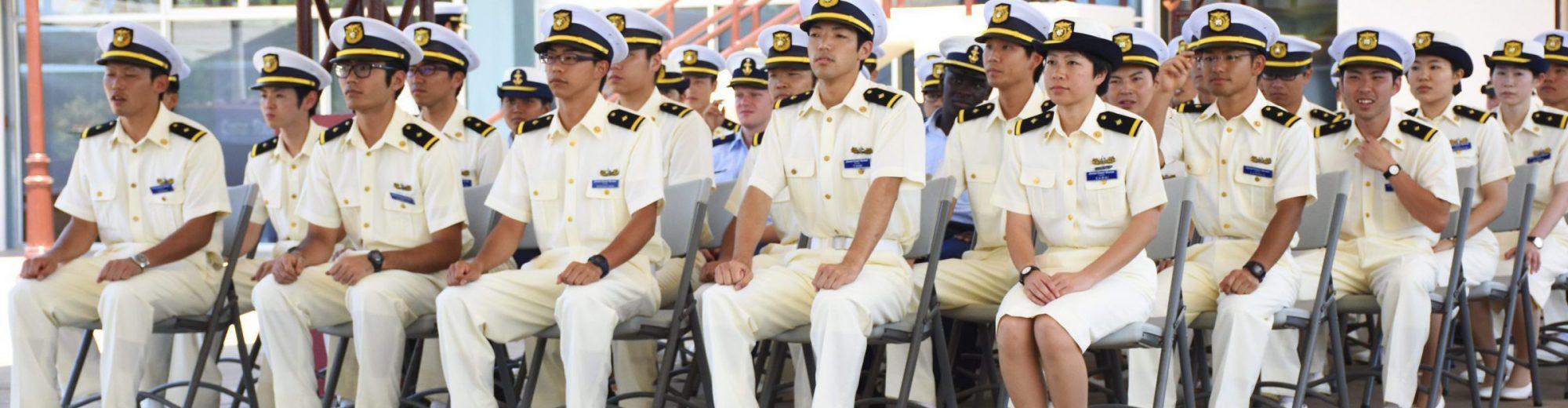 , INCOP da bienvenida a Buque de Entrenamiento de Guardacostas de Japón