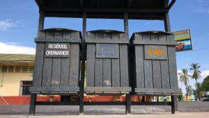 Estacion de residuos