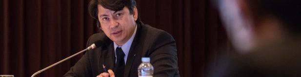 Presidente Ejecutivo participa en encuentro de autoridades portuarias en Corea del Sur y Holanda