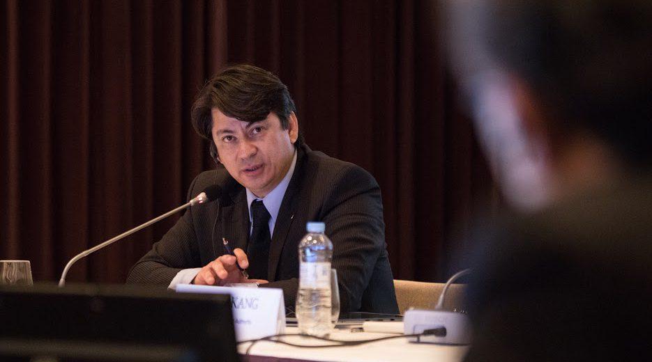 , Presidente Ejecutivo participa en encuentro de autoridades portuarias en Corea del Sur y Holanda