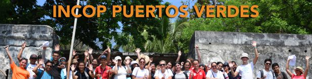, INCOP – Voluntariado Institucional «INCOP PUERTOS VERDES» 2018
