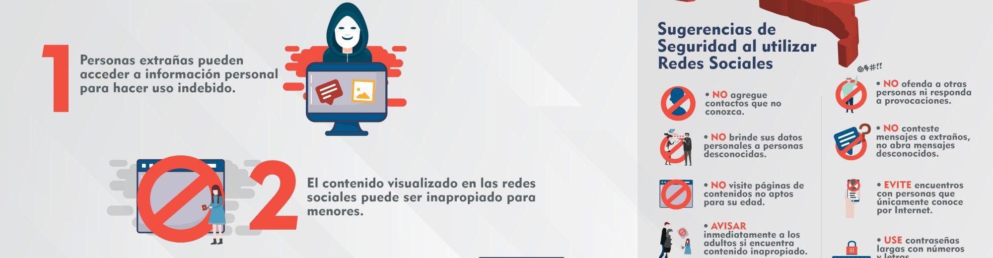 , Ciberseguridad: Peligros en las Redes Sociales