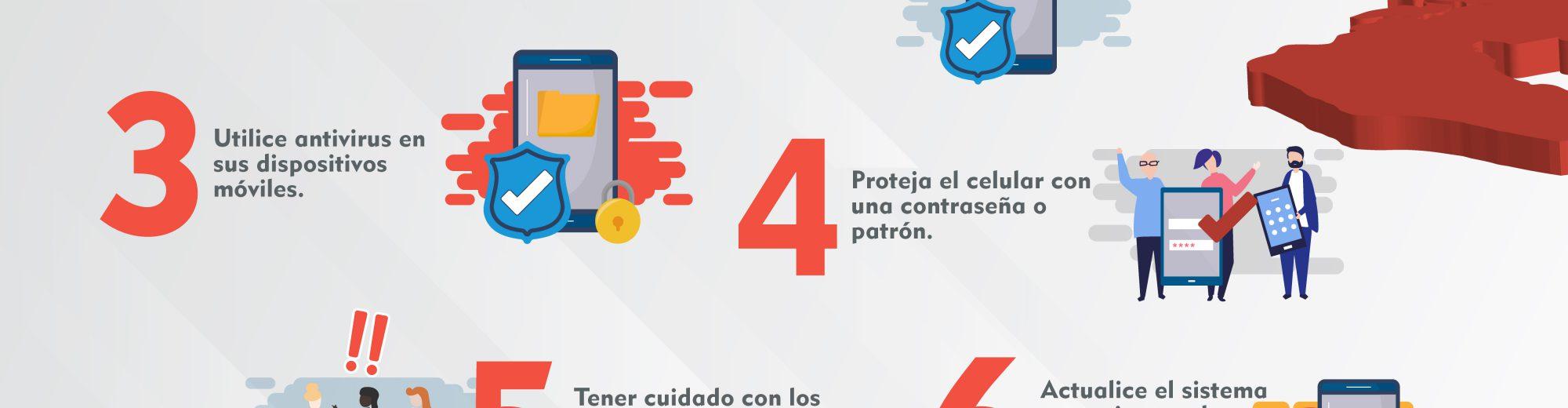 , Seguridad en el uso de dispositivos móviles