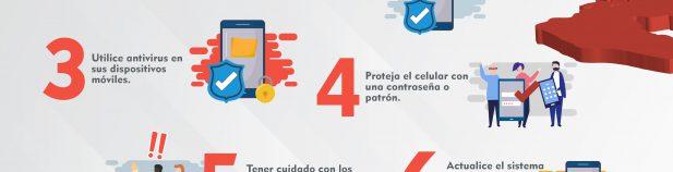 Seguridad en el uso de dispositivos móviles