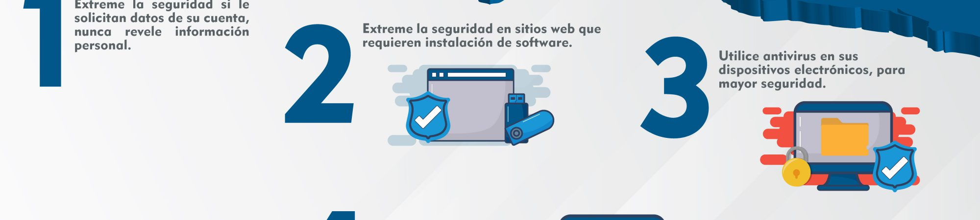 Infografia Seguridad uso de internet en hogares