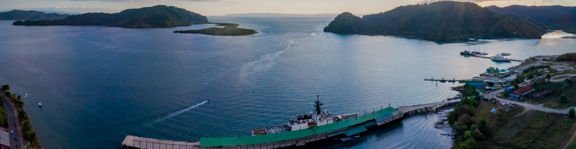 , Ante emergencia del COVID-19: Muelle de Golfito brindará servicio de ferry entre  Costa Rica y El Salvador