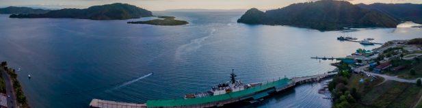 Ante emergencia del COVID-19: Muelle de Golfito brindará servicio de ferry entre  Costa Rica y El Salvador